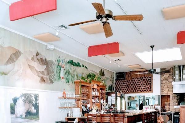 Osteria Monte Grappa restaurant near Su Nido Inn