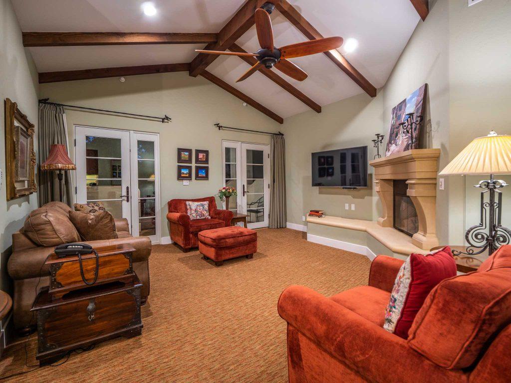 Eagle Suite in the Su Nido Inn